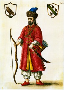 Marco Polo in Tartar Costume