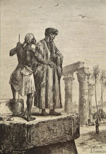Ibn Battuta in Egypt