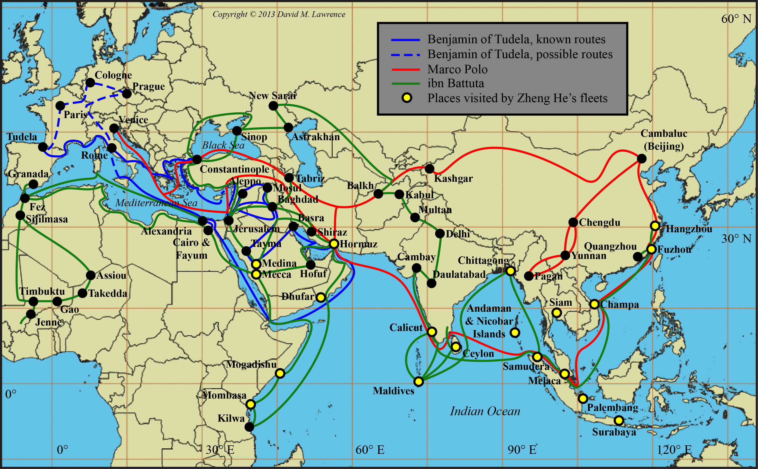 Ying-Yai Sheng-lan (The Overall Survey of the Ocean's Ss [1433 ... on columbus route map, leif ericsson route map, leif ericson route map, marco polo route map, vasco da gama route map, giovanni da verrazzano route map, martin frobisher route map, roald amundsen route map, john cabot route map, ibn battuta route map, silk road route map, desoto route map, eric the red route map, hernan cortes route map, henry hudson route map, leif erikson route map, dias route map, magellan route map, hernando de soto route map, mansa musa route map,
